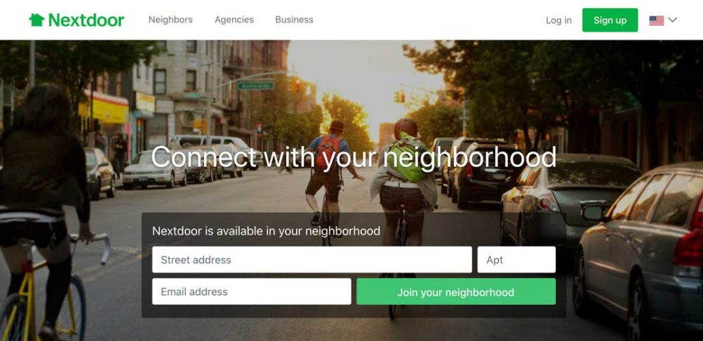 Make Money Nextdoor App